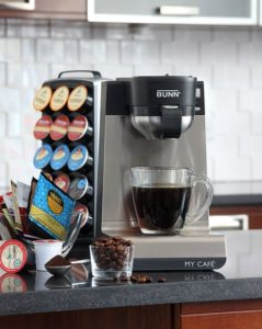 BUNN MCU Single Cup Multi-Use Home Coffee Brewer review