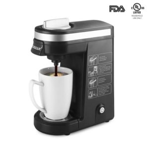 CHULUX Single Serve Coffee Maker Brewer review