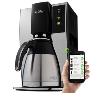 Mr. Coffee Smart Wifi-Enabled WeMo 10-Cup review